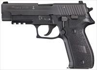 "Sig Sauer MK-25CA P226 MK25 *CA Compliant* Single/Double 9mm Luger 4.4"" 10+1 Black Polymer Grip"