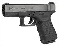 Glock GLOCK 32 .357SIG GEN 4 FIXED SIGHT 13-SHOT BLACK PG3250203