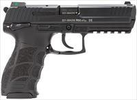 "HK 734003LSEA5 P30LS V3 Long Slide Ambi Safety Single/Double 40 Smith & Wesson (S&W) 4.45"" 13+1"