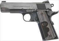 Colt WILEY CLAPP COMMANDER 45ACP BL  O4840WC