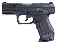 "Walther Arms 2796384 PPS *MA Compliant* Double 40 Smith & Wesson (S&W) 3.2"" 7+1 Black Polymer"