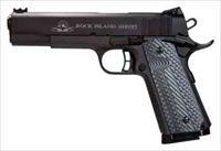 "ARMSCOR RI 1911A1 10MM 5"" AS TACTICAL II PARKERIZED 51991"