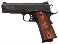 "Iver Johnson IVER JOHNSON 1911A1 HAWK 9MM LUGER 4.25"" FS 8RD MATTE GIJ18"