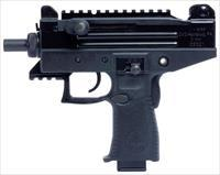 IWI IWI UZI PRO-PISTOL 9MM WITH 1-20RD & 1-25RD MAG BLACK UPP9S