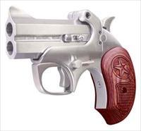 "BOND ARMS TEXAS DEFENDER .357 MAG. 3"" FS STAINLESS WOOD GBATD357"