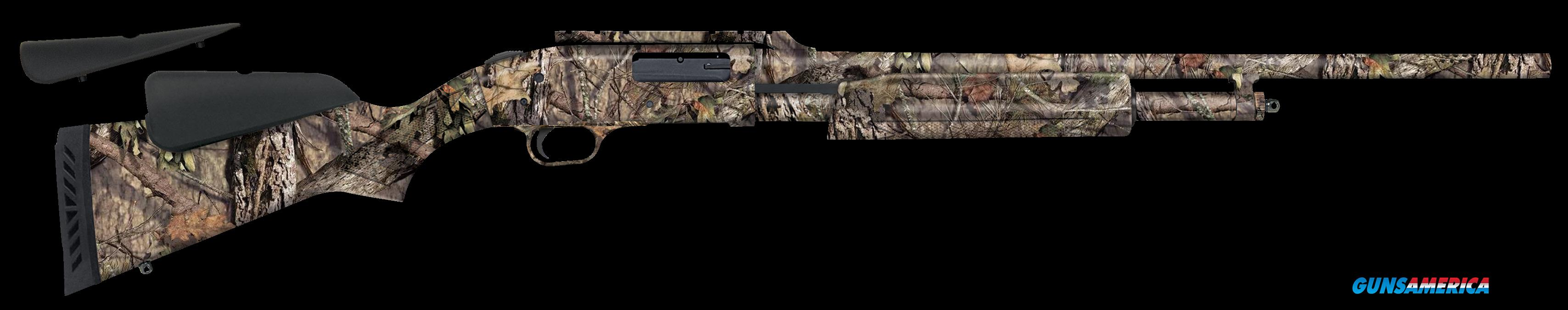 Mossberg 54314 500 Pump 20ga 24 3 Wood Stk Mossy Oak Break Up