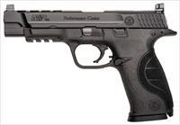 "Smith & Wesson S&W M&P40 PERFORMANCE CENTER .40S&W 5"" 15-SH BLACK 10100"
