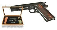 REM UMC COMMEMORATIVE 1911 BLUED WALNUT 1 OF 1000 96367