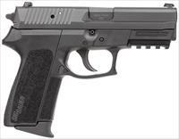 "Sig Sauer SP2022M9BSS SP2022 Full Size *MA Compliant* Single/Double 9mm Luger 3.9"" 10+1 Black"