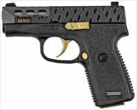Magnum Research M380 380ACP 3 SS/BLK 7+1 AS BLK SS SLIDE|GOLD APPOINTMENTS