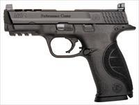"Smith & Wesson S&W M&P9 PERFORMANCE CENTER .9MM 4.25"" 15-SH BLACK 10097"