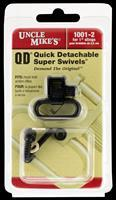 Uncle Mikes Shotgun Swivels, Unc 1592-2 Sling Swivels Qd 115 Sg-12