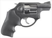 "Ruger 5464 LCR LCRx Single/Double 9mm Luger 1.87"" 5 rd Black Hogue Tamer Monogrip Grip Black"