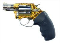 Charter Arms LEOPARD 38SPC 2 5RD LEOPARD/HIGH POLISH FINISH
