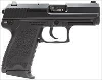 "HK 704531LEA5 USP45C Compact V1 with 3 Mags Single/Double 45 Automatic Colt Pistol (ACP) 3.78"" 8+1"
