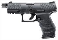 Walther Arms 5100304 PPQ  22 Long Rifle (LR) Single 4.6