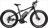 RAMBO BIKES R750 ELECTRIC POWER BIKE BLACK MATTE