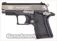 "COLT MUSTANG XSP .380 FIRST EDITION FS 2.75"" POLYMER BLACK"