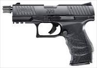Walther Arms PPQ M2 TACTICAL 22LR 4 12+1 5100301 THREADED BARREL 5100301