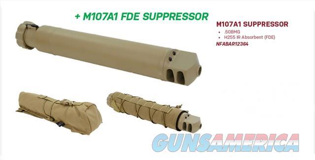 BARRETT M107A1 Military Deployment Kit 29