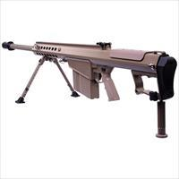 "BARRETT M107A1 Military Deployment Kit 29"" FDE Tool Kit, Cleaning Kit, Spare Parts Kit, 4-10 MAGS"