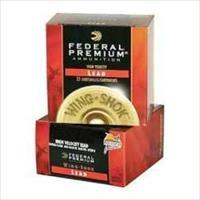 Federal Wing Shok Hv 20ga 2.75'' 1oz #4 25-bx