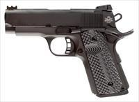 "Armscor ARMSCOR RI 1911A1 CS 9MM 3.5"" AS TACTICAL II PARKERIZED 51697"