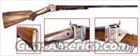 LYMAN IDEAL 1878 SHARPS RIFLE .45-70 GOVT. WALNUT 6001878