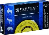 Federal Power Shok 30-06 180gr Sp 20-bx