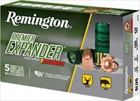 Remington Ammunition Premier, Rem 20696 Prx12   12 2.75 Exp Prem Slug 5-20