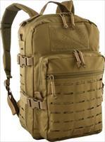 Red Rock Transporter Day Pack - W-laser-cut Molle Webb Coyote