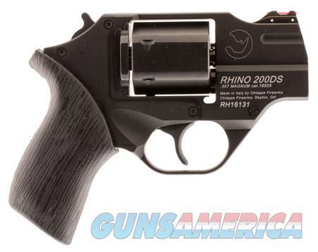 Chiappa Firearms CF340216 Rhino 200DS 357 Mag 2
