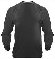 Medalist Performance Crew Ls - Tactical Shield Black 2x-large