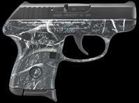 "Ruger 3763 LCP Standard Double 380 Automatic Colt Pistol (ACP) 2.75"" 6+1 Moon Shine Harvest Camo"