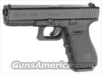 GLOCK 20 10MM FS 15-SHOT BLACK <