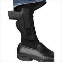 Bulldog Rh Black Ankle Holster Mini-semi Autos