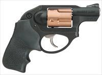Ruger LCR 38SPC BL/HOGUE GRP COPPER 5440
