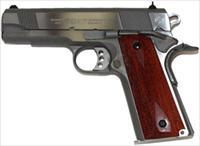 COLT COMBAT COMMANDER 45ACP SS 8-SHOT STAINLESS ROSEWOOD 04012XSE