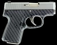 "Kahr Arms CW3833BCF CW380 Double 380 ACP 2.58"" 6+1 Black Polymer Grip Stainless Steel"