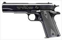 Walther WALTHER COLT 1911 .22LR PISTOL GOVERNMENT FS 10-SHOT BLUED 517030410
