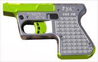 "Heizer Defense HEIZER HEDY JANE PKT. SHOTGUN .45/.410-2.5"" SS/GREEN PS1SSGR"