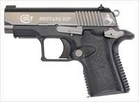 "Colt COLT MUSTANG XSP .380 FIRST EDITION FS 2.75"" POLYMER BLACK 06790FE"