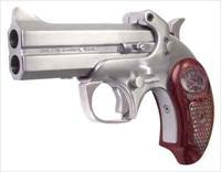 "BOND ARMS SNAKESLAYER IV .357 4.25"" FS STAINLESS WOOD GBASSIV357"