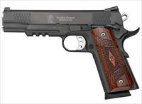 Smith and Wesson SW1911TA 45A 5 BL/WD NS E-SER 108409  TRITIUM NIGHT SIGHT 108409
