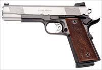 Smith and Wesson SW1911 45ACP 8+1 TWO-TONE 5 178011  PRO SERIES 178011