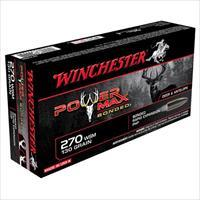 Winchester Power Max 270 Wsm 130gr Php 20-bx