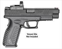 "Springfield Armory XDM9459BHCOSP XD(M) OSP Double 9mm Luger 4.5"" 19+1 Black Interchangeable"