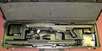 BARRETT **FIRST TIME COMMERCIALLY AVAILABLE** .50CAL 82A1M w/ everything