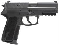Sig Sauer E202240BSS SP2022 Full Size Single/Double 40 Smith & Wesson (S&W) 3.9
