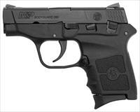 "Smith & Wesson S&W BODYGUARD .380ACP 2.75"" FS 6-SHOT BLACK POLY 109381"